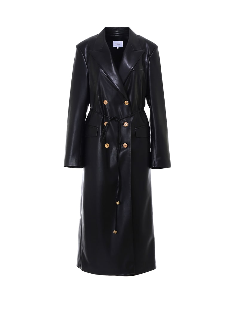 Nanushka Coat - Black