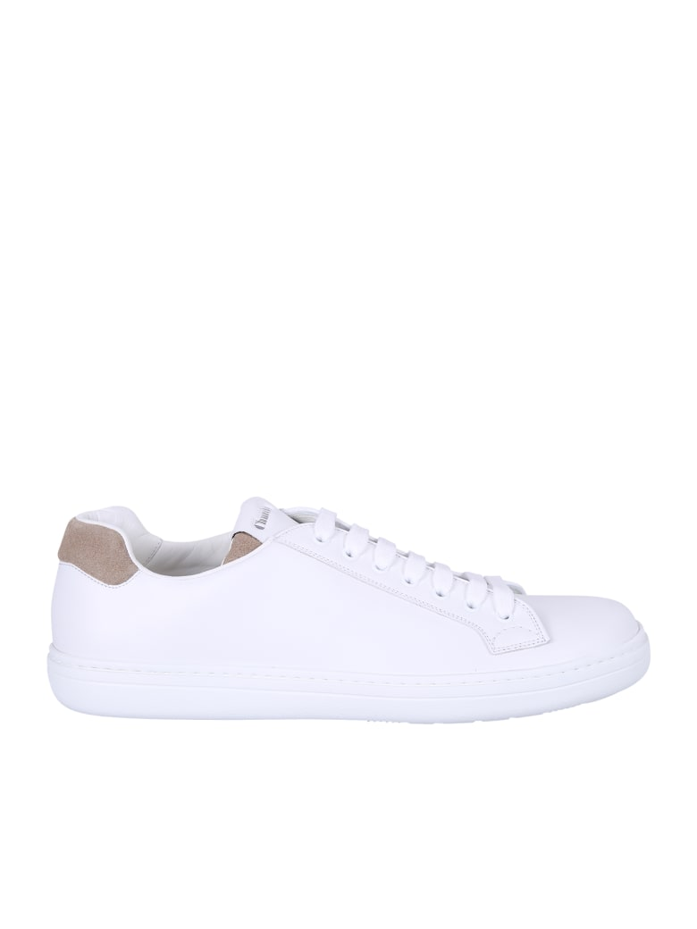 Church's Suede Sneakers - Whitedesert