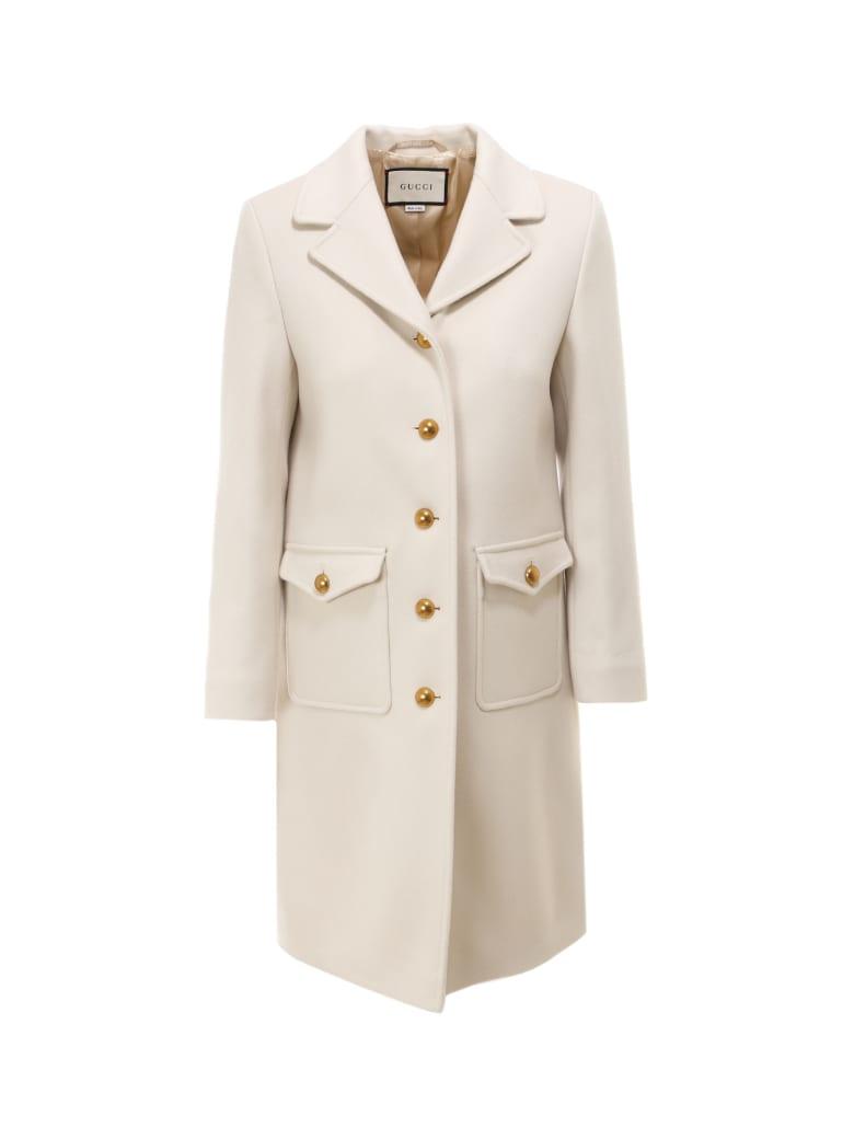 Gucci Coat - White