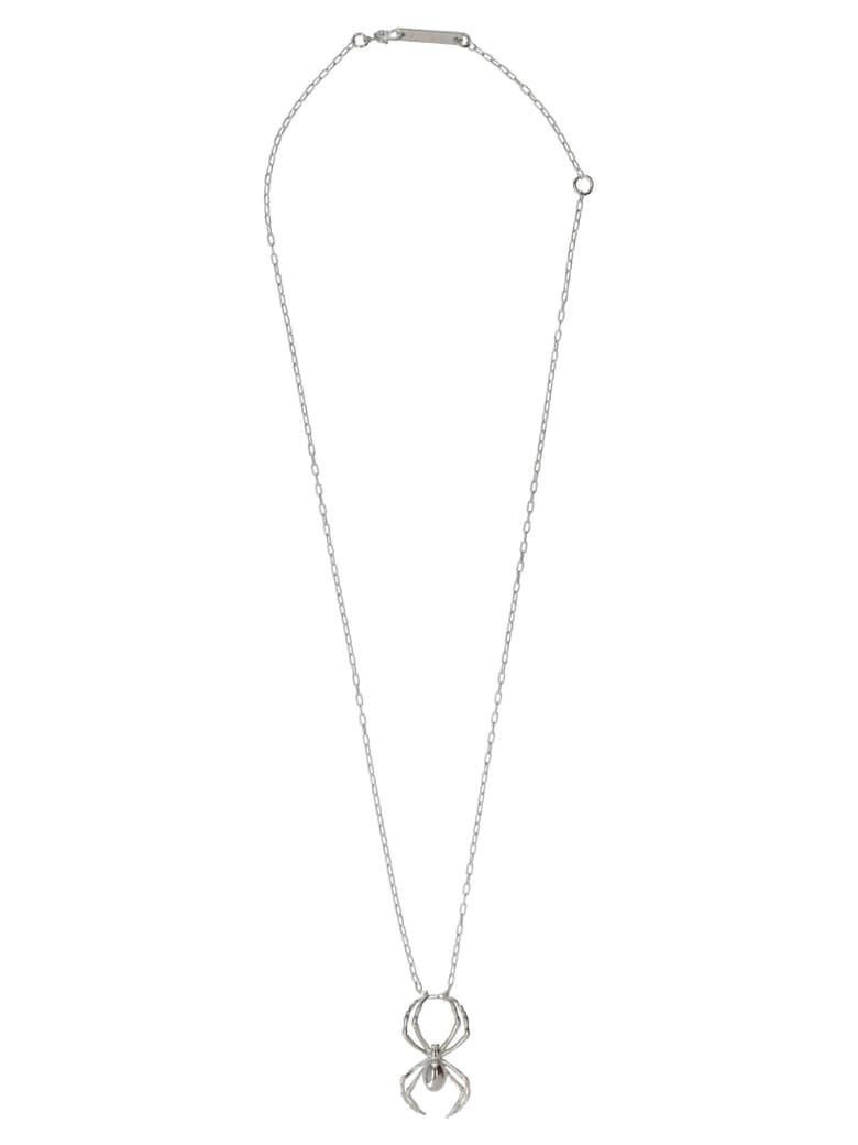 AMBUSH 'spider' Neckline - Silver