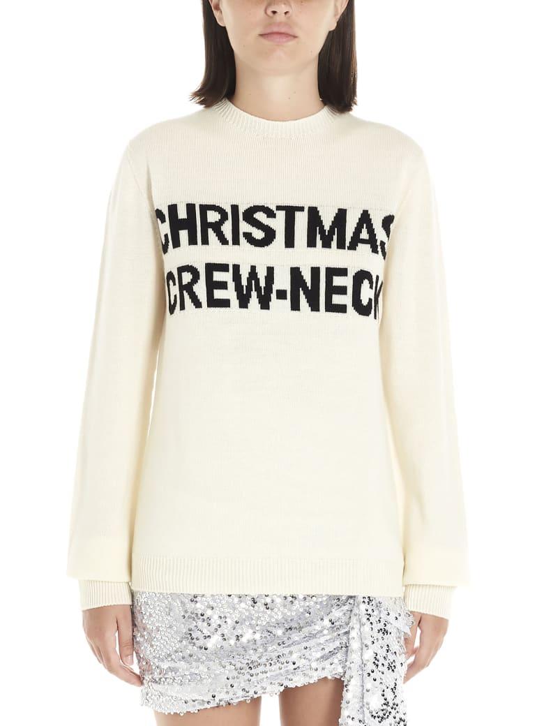 Nervure 'christmas' Sweater - Black&White