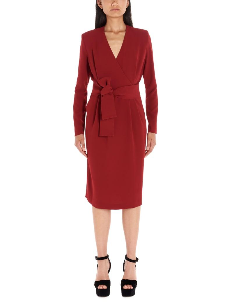 Parosh Dress - Red