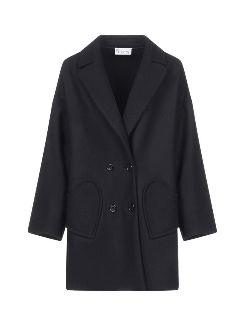 RED Valentino Coat - Nero