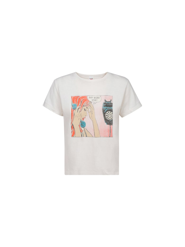 RE/DONE T-shirt - Vintage white