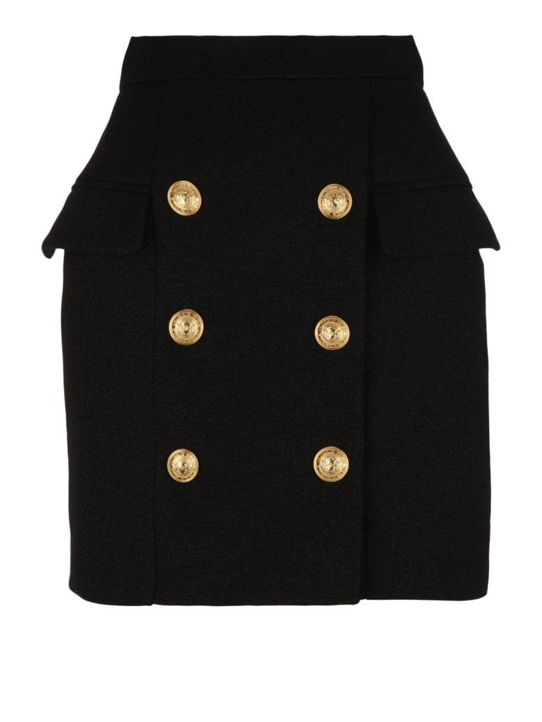 Balmain Paris Skirt - Black