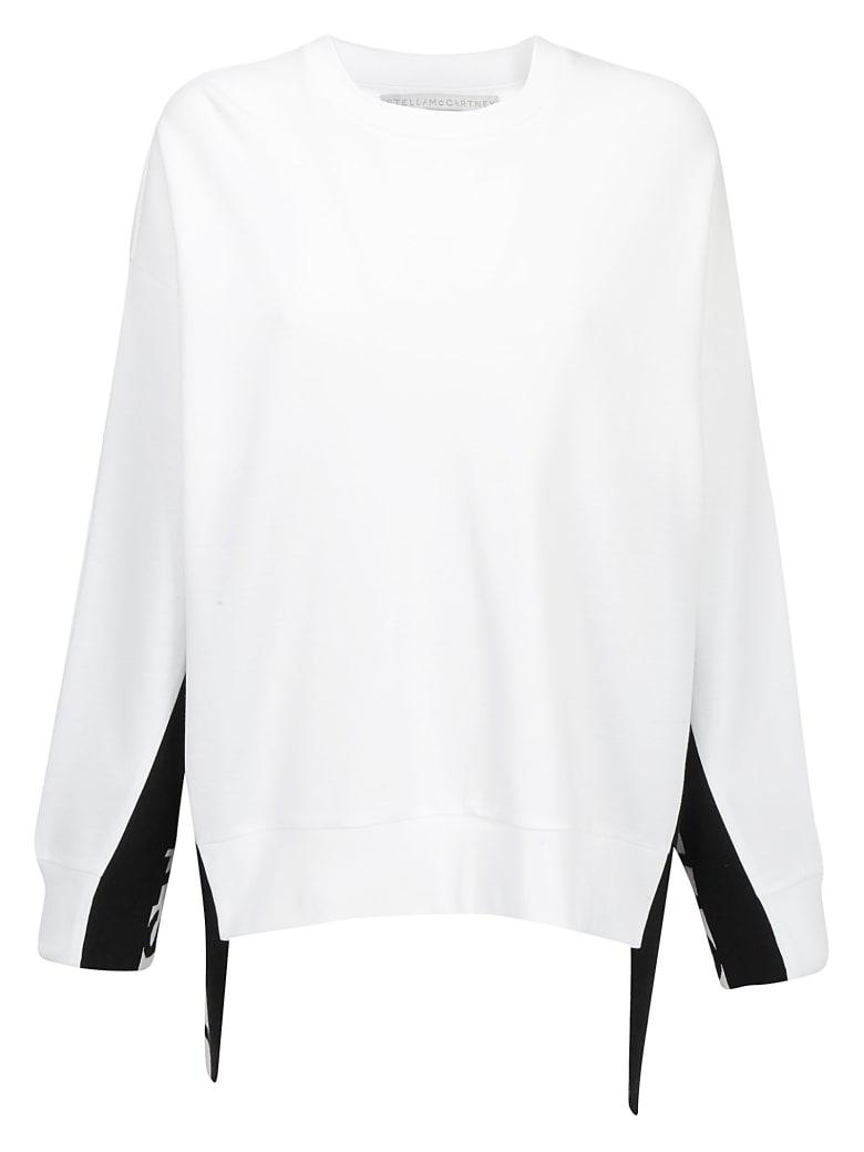 Stella McCartney Sweatshirt - Pure white
