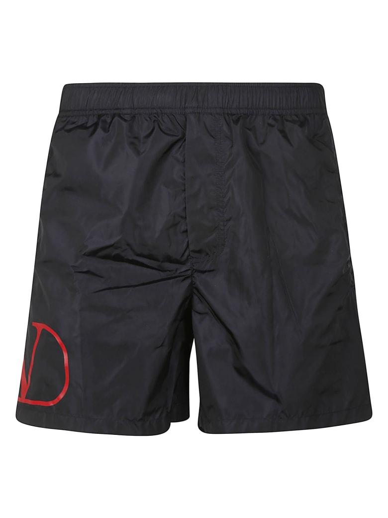Valentino Printed Shorts