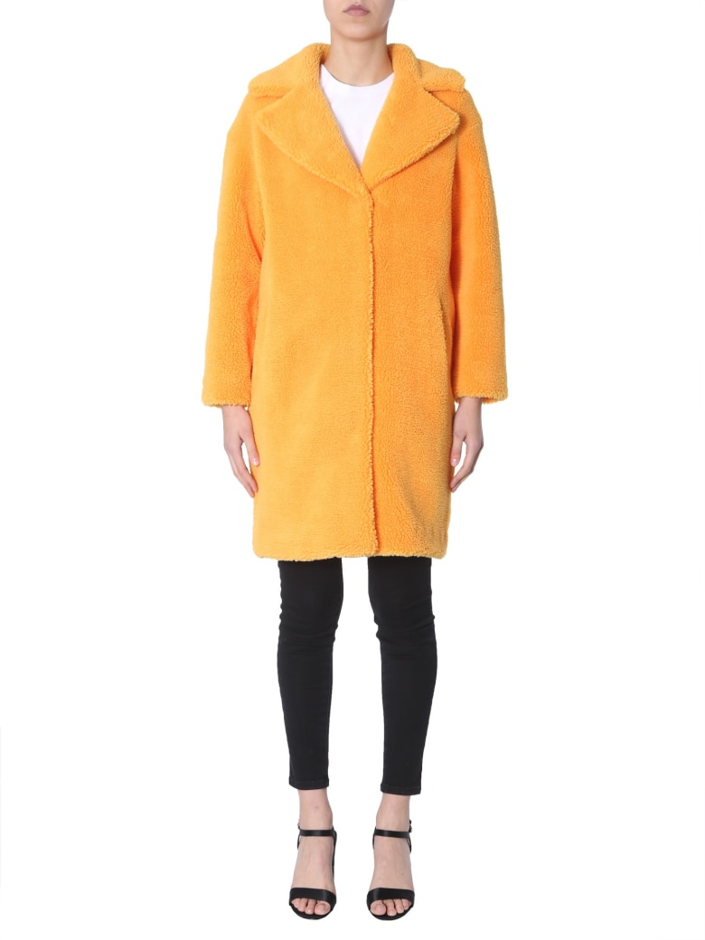 STAND Camille Coocon Coat - GIALLO