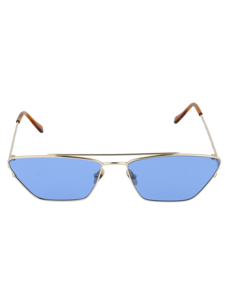 Spektre Sunglasses - Oro/blupastello