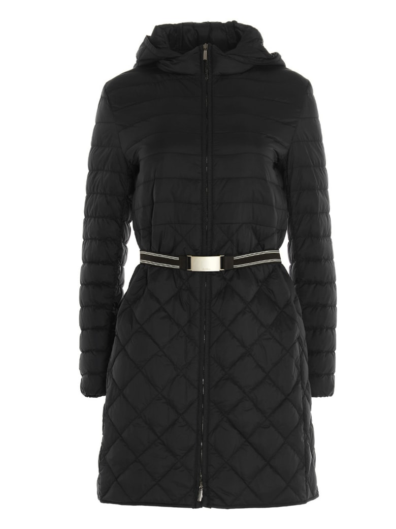 Max Mara The Cube 'trev' Jacket - Black