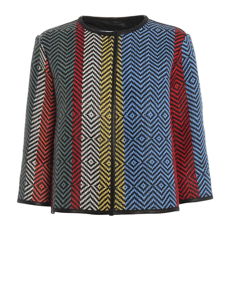 S.W.O.R.D 6.6.44 Woven Jacket - Multicolor