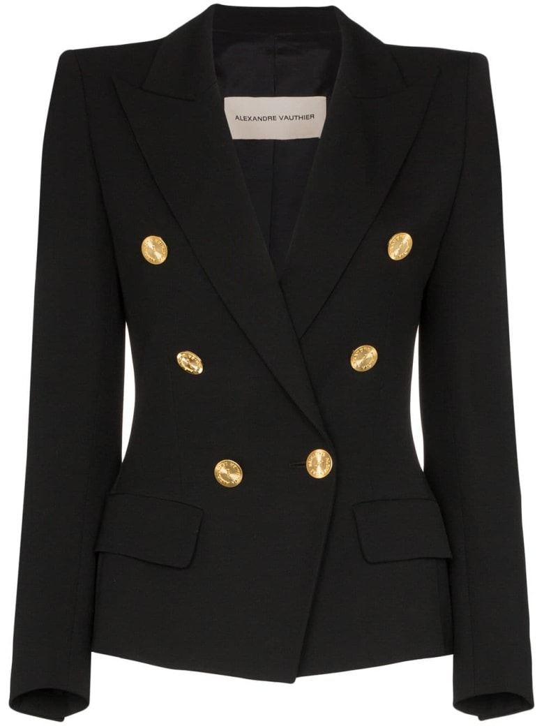 Alexandre Vauthier Wool Jacket by Alexandre Vauthier