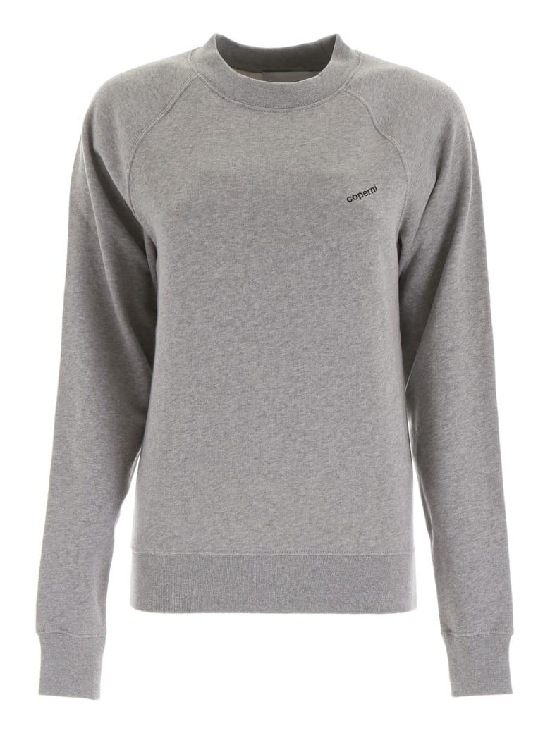 Coperni Logo Sweatshirt - GREY MELANGE (Grey)