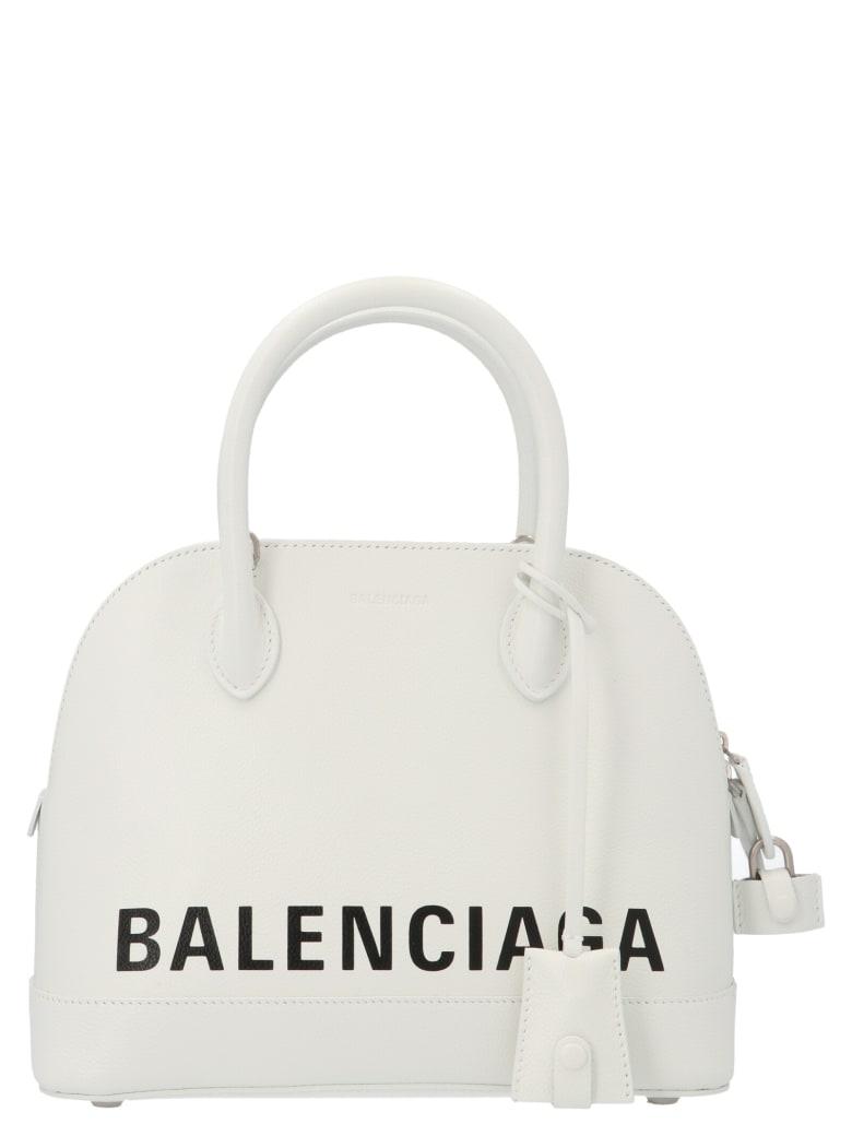 Balenciaga 'ville S' Bag - White