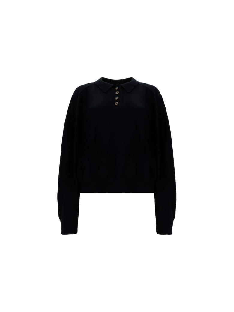 Loulou Studio Shirt - Black