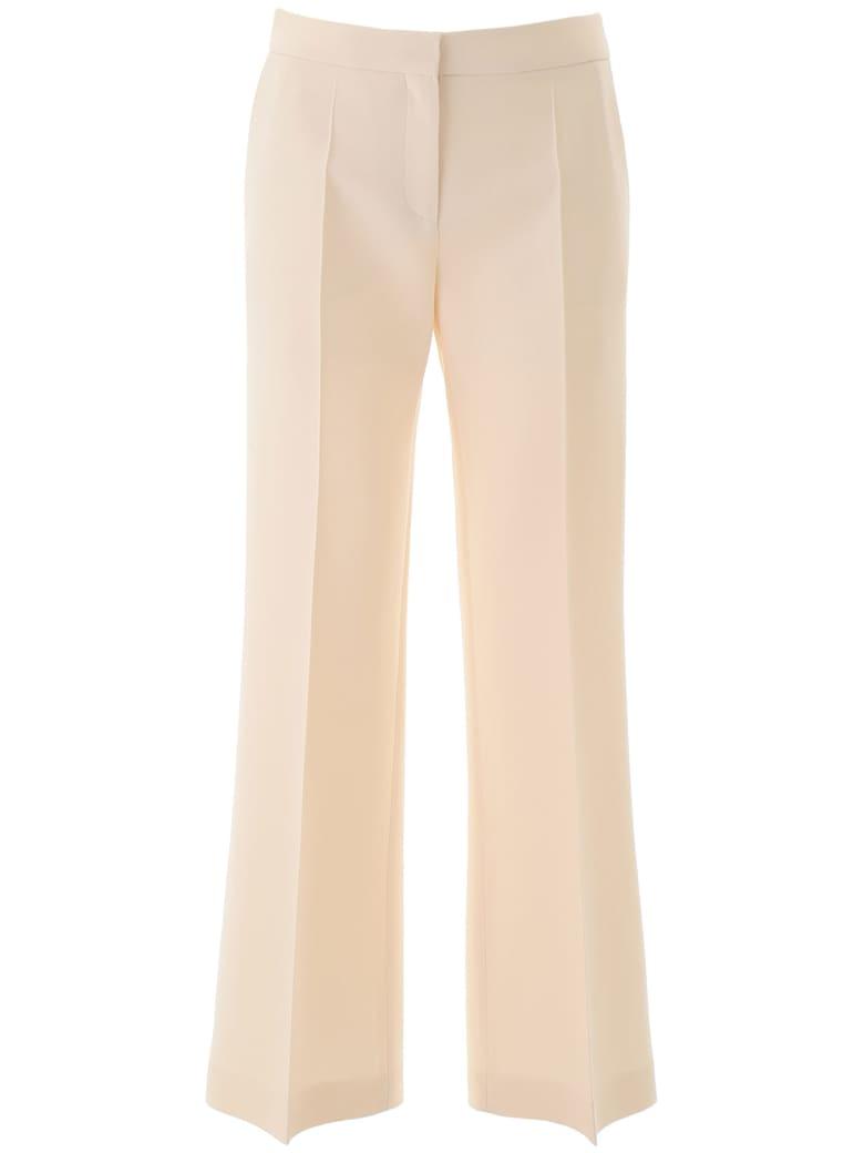 Valentino Formal Trousers - AVORIO (Beige)