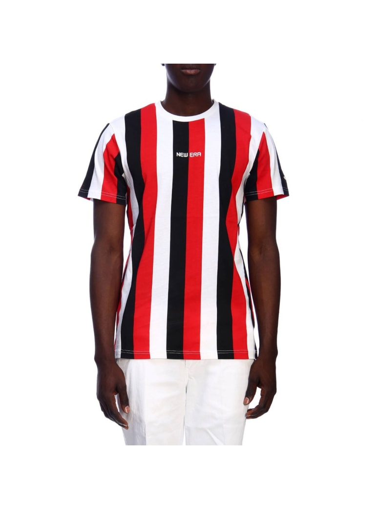 New Era T-shirt T-shirt Men New Era - red