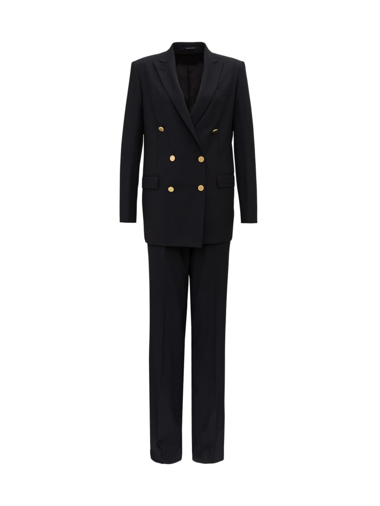 Tagliatore Jamine Suit - Black