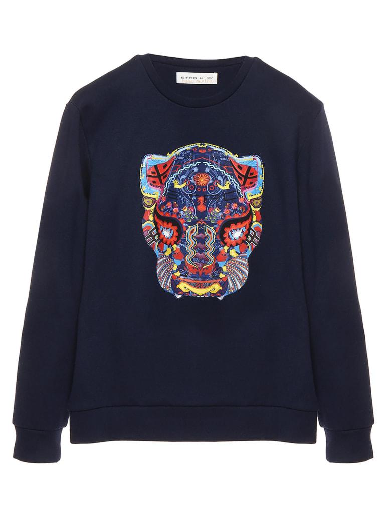 Etro Sweatshirt - Blue