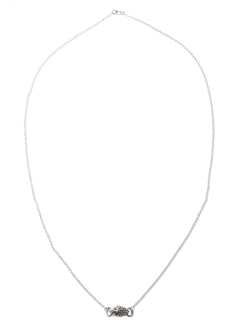 GIACOMOBURRONI Necklace - Silver