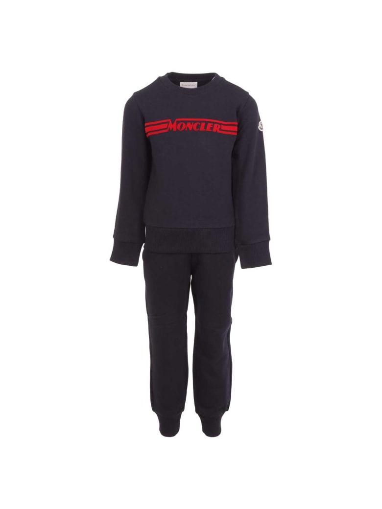 Moncler Jumpsuit - Blu