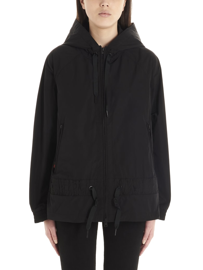 Woolrich 'erie' Jacket - Black
