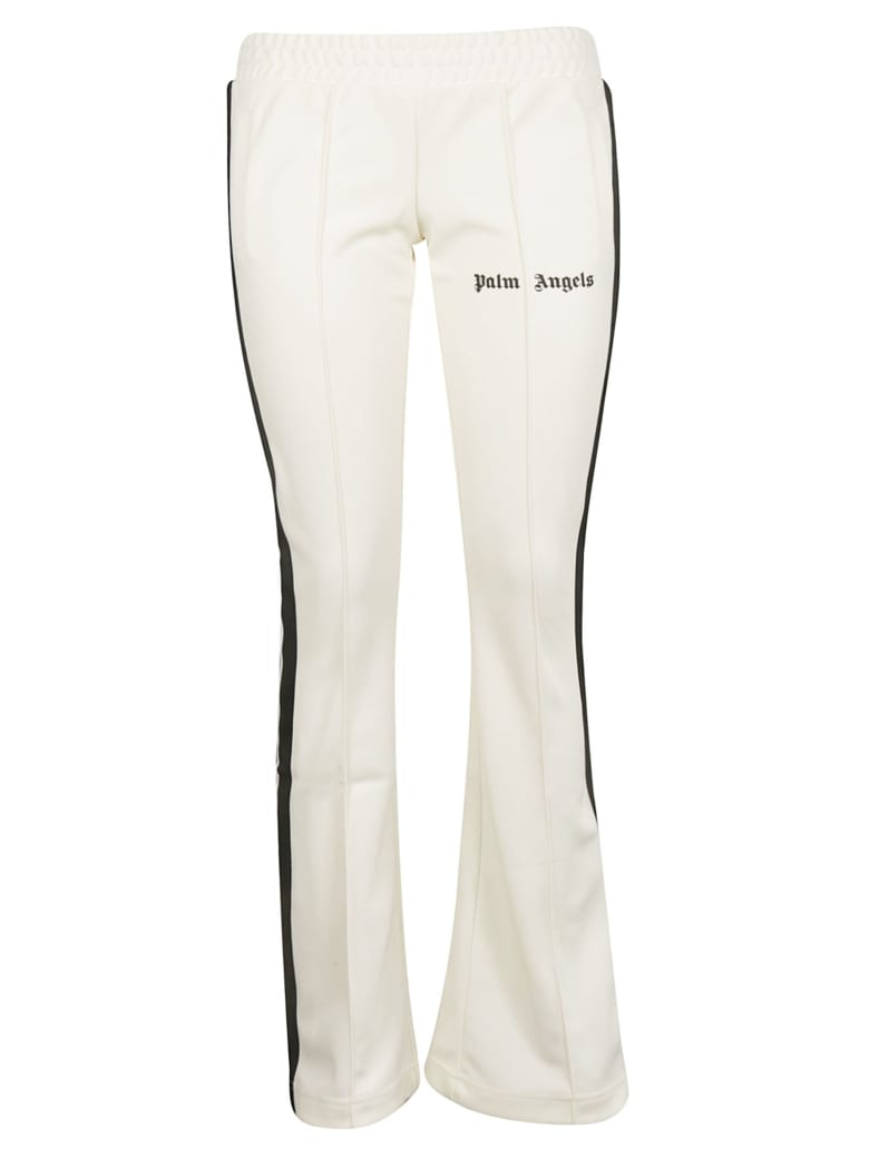 Palm Angels Jersey Track Pants - Off White