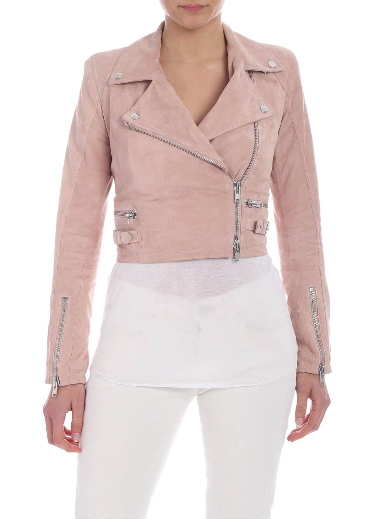 S.W.O.R.D 6.6.44 S.w.o.r.d. - Biker Jacket - Pink