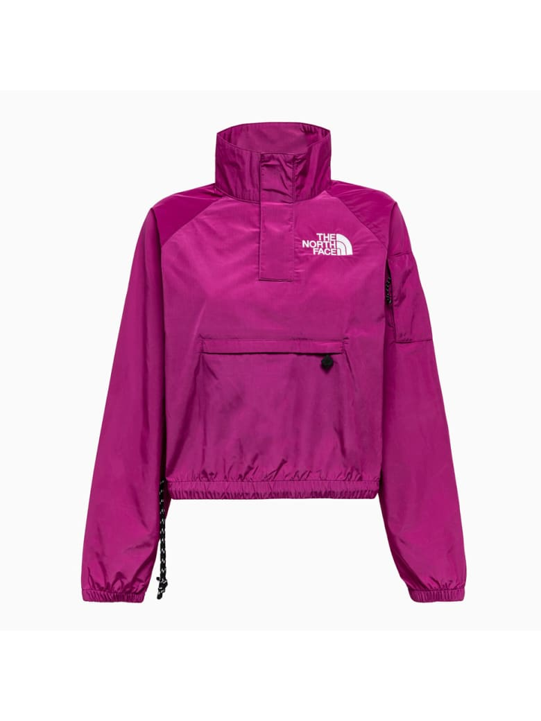 The North Face Wind Jacket Nf0a491kzdn1 - PURPLE