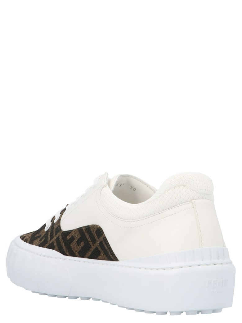 Fendi 'fendi Force' Shoes - Multicolor