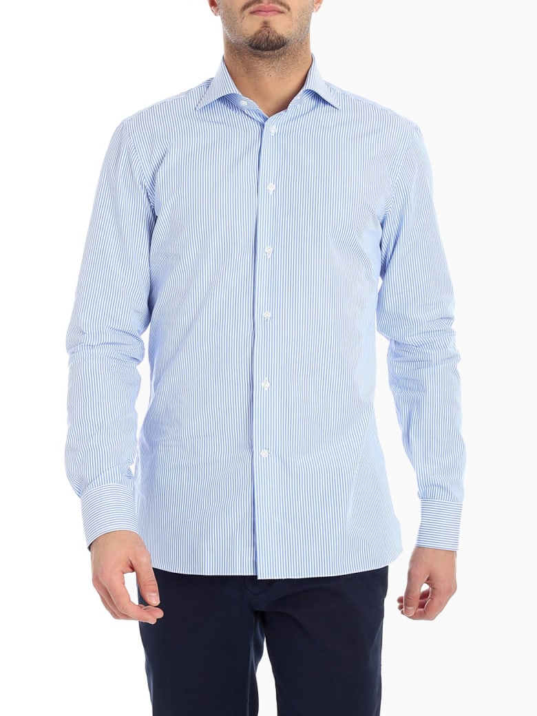 Borriello Napoli Borriello Shirt Cotton - White