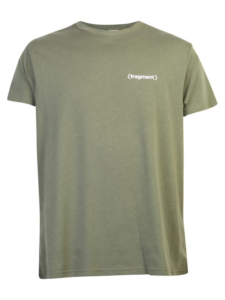 Moncler Genius Printed T-shirt - Green