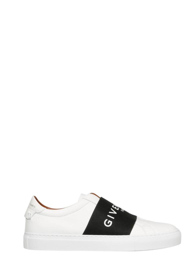 Givenchy Urban Street Elastic Sneakers - White