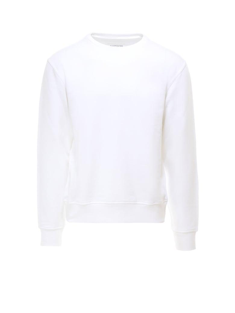 Maison Margiela Sweatshirt - White