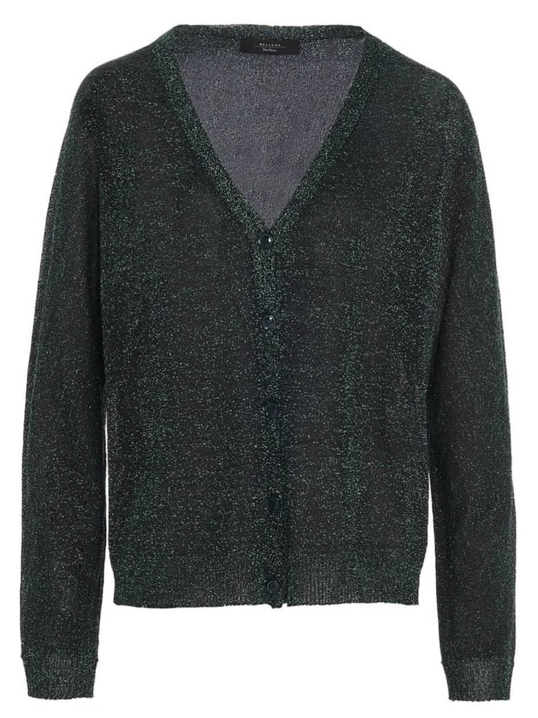Weekend Max Mara 'tasca' Sweater - Green