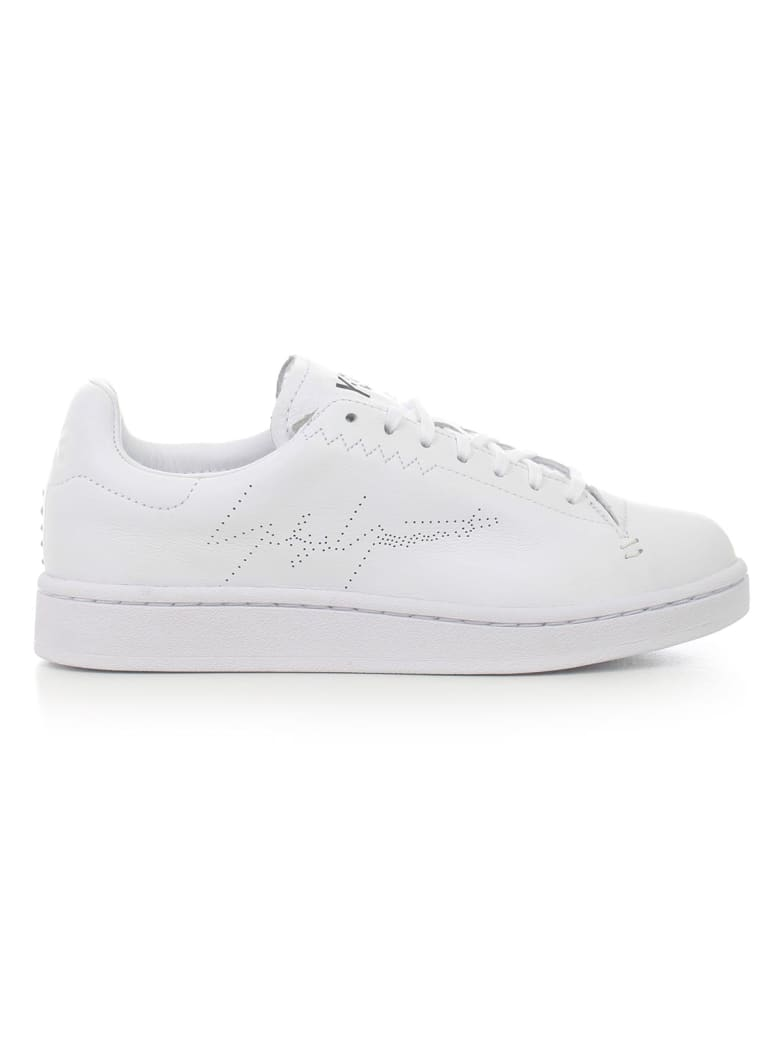 Y-3 Yohji Court Sneakers - Ftwr White