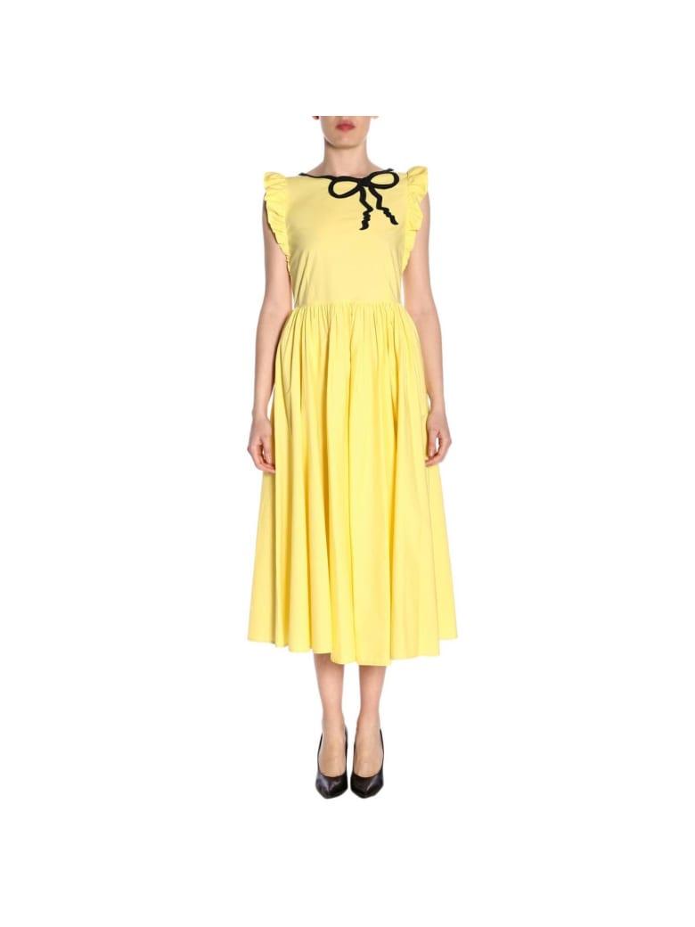 Vivetta Dress Dress Women Vivetta - yellow