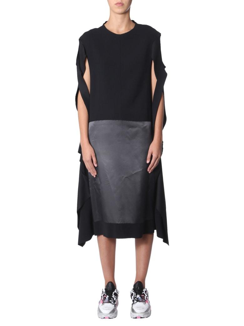 Maison Margiela Long Dress - NERO