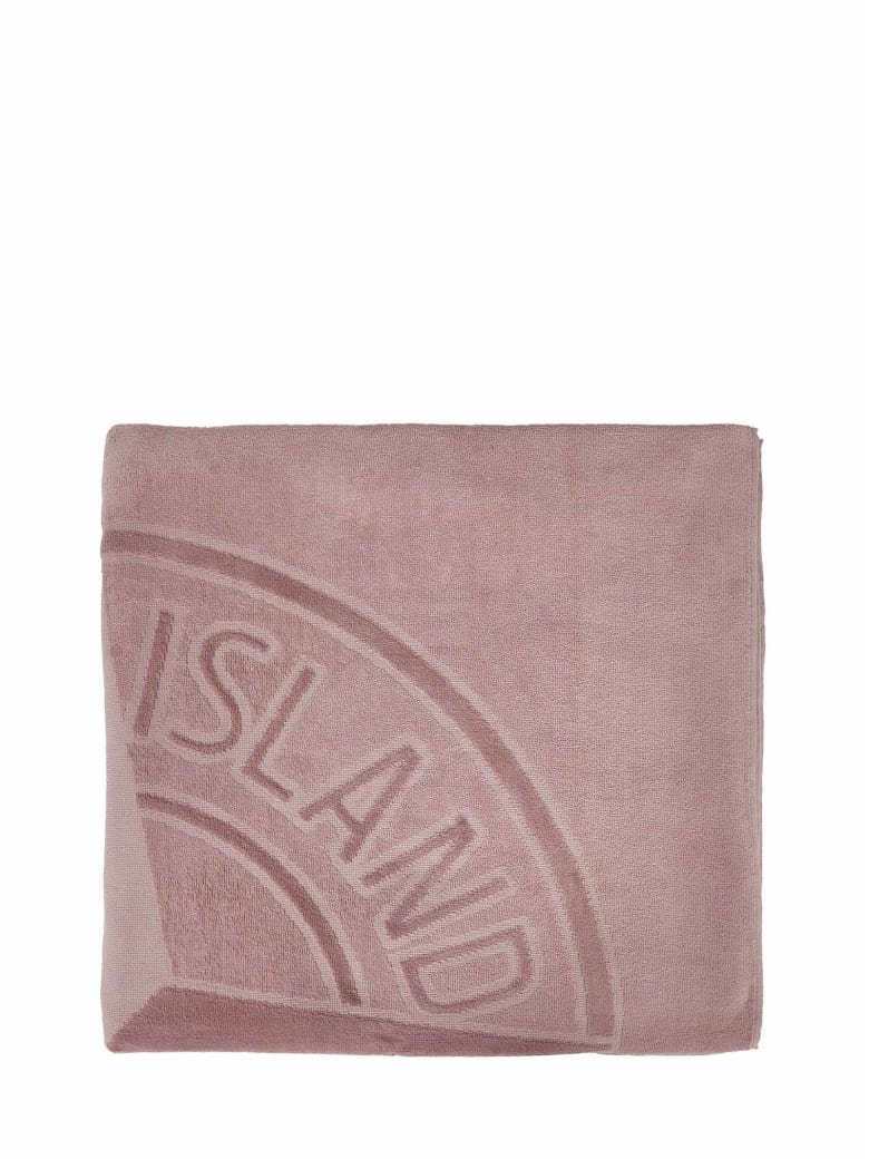 Stone Island Towel - Pink