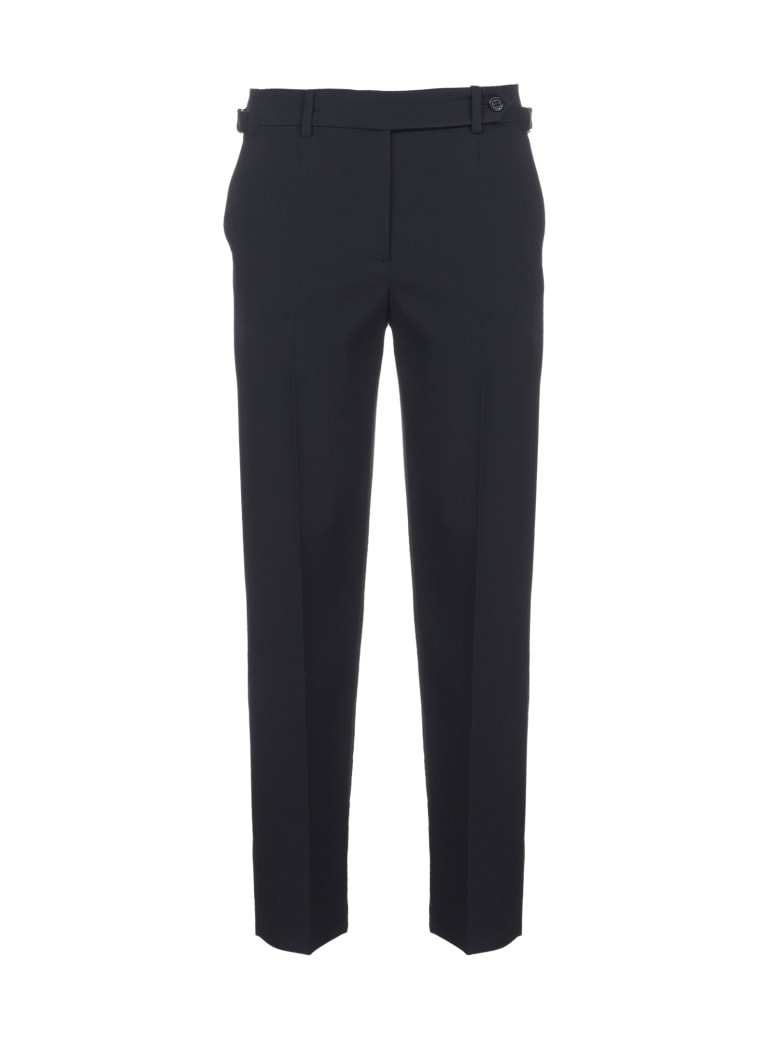 RED Valentino Trousers - Nero