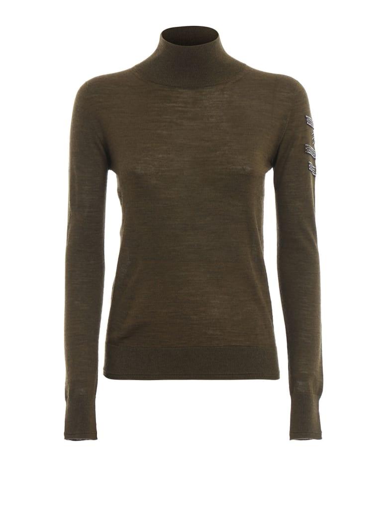 Ermanno Scervino Turtleneck Sweater - Dark Green