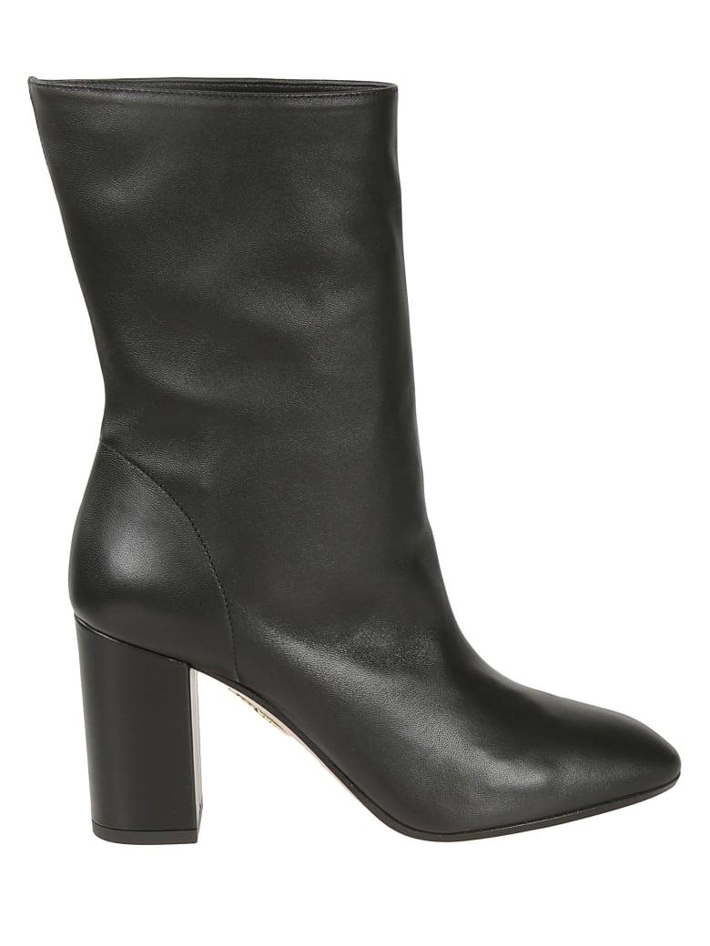 Aquazzura Boogie 85 Boots - Black