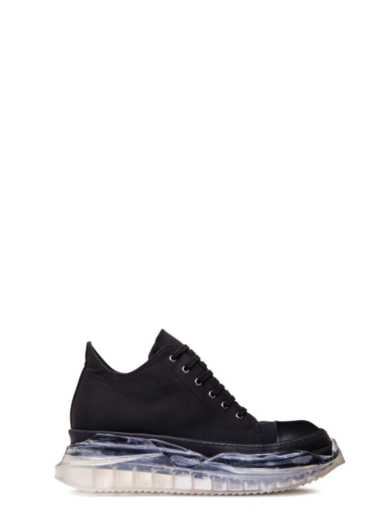 DRKSHDW Rick Owens-drkshdw Abstract Sneakers - Nero/trasparente