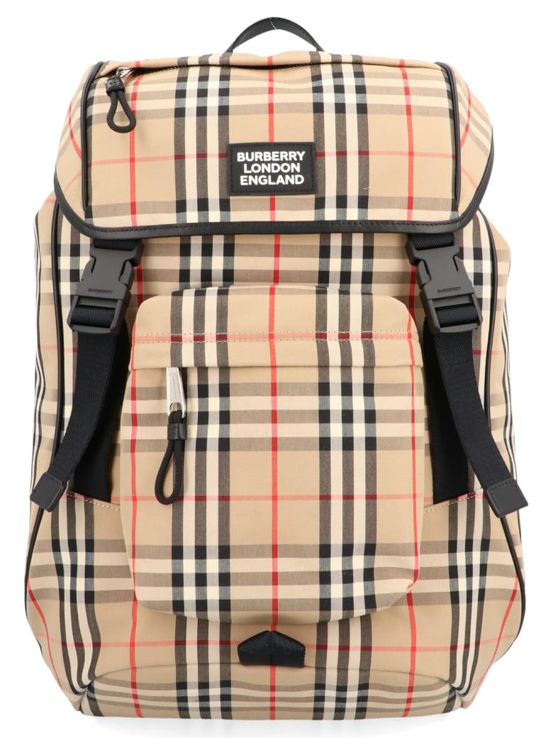 Burberry 'rocky' Bag - Multicolor