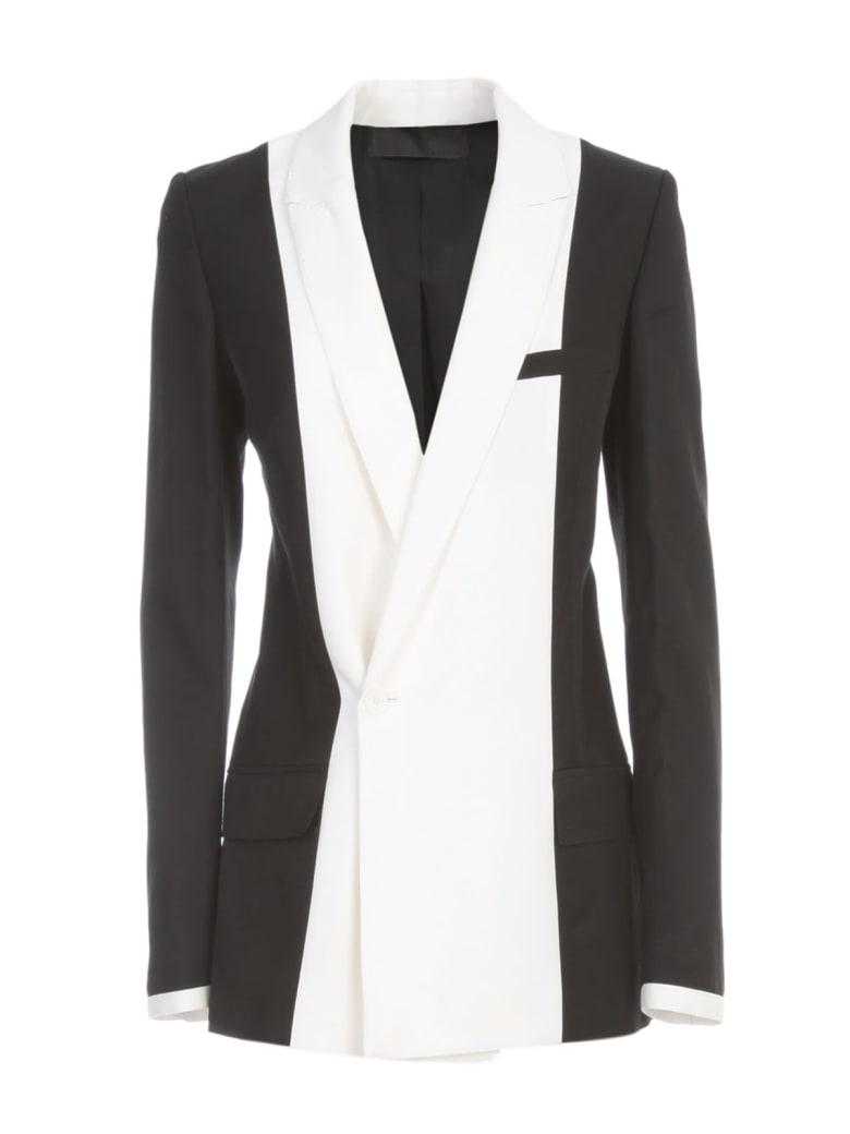 Haider Ackermann Bondi Jacket Long Double Breasted - Bianco