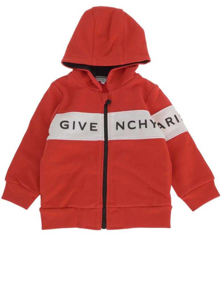 Givenchy Kids Sweatshirt - Red