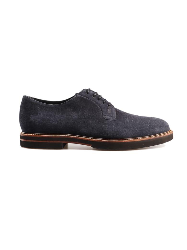 Tod's Derby Shoe - Notte
