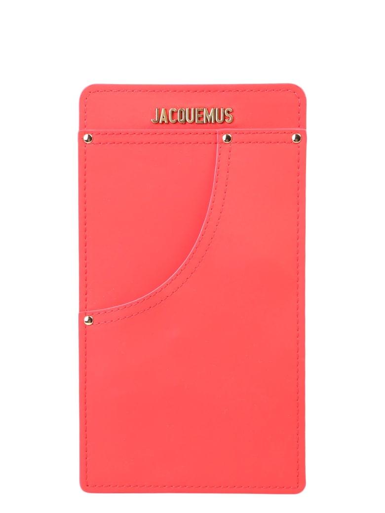 Jacquemus La Poche Pocket - Red