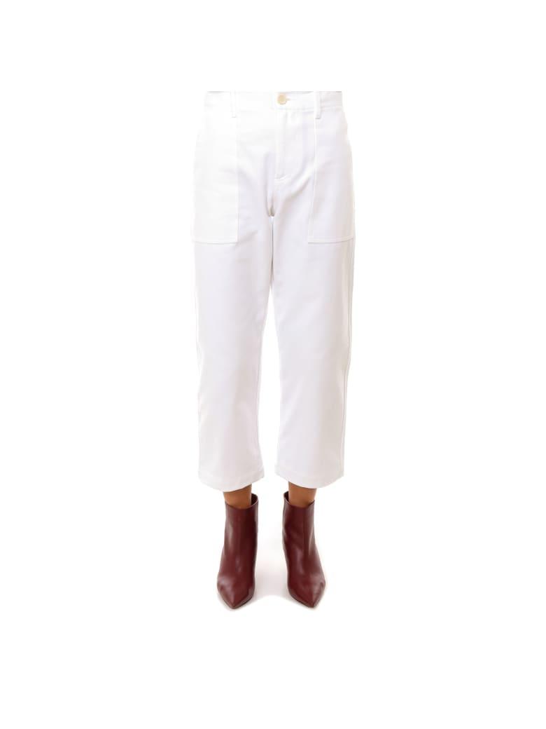 Jejia Trousers - White