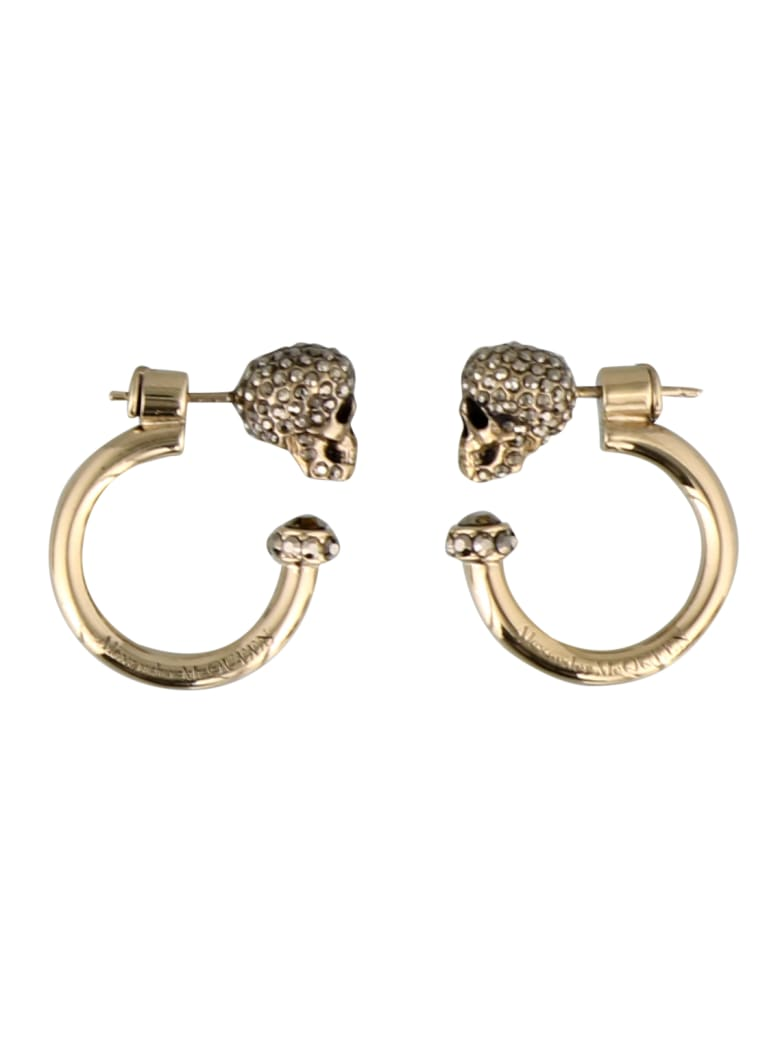 Alexander McQueen Skull Earrings - Mix